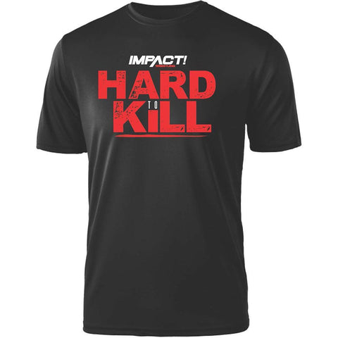 Hard To Kill Impact Tee with Back Card Tee