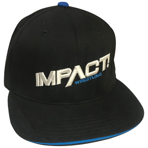 Impact Wrestling Fitted Flat Bill Cap