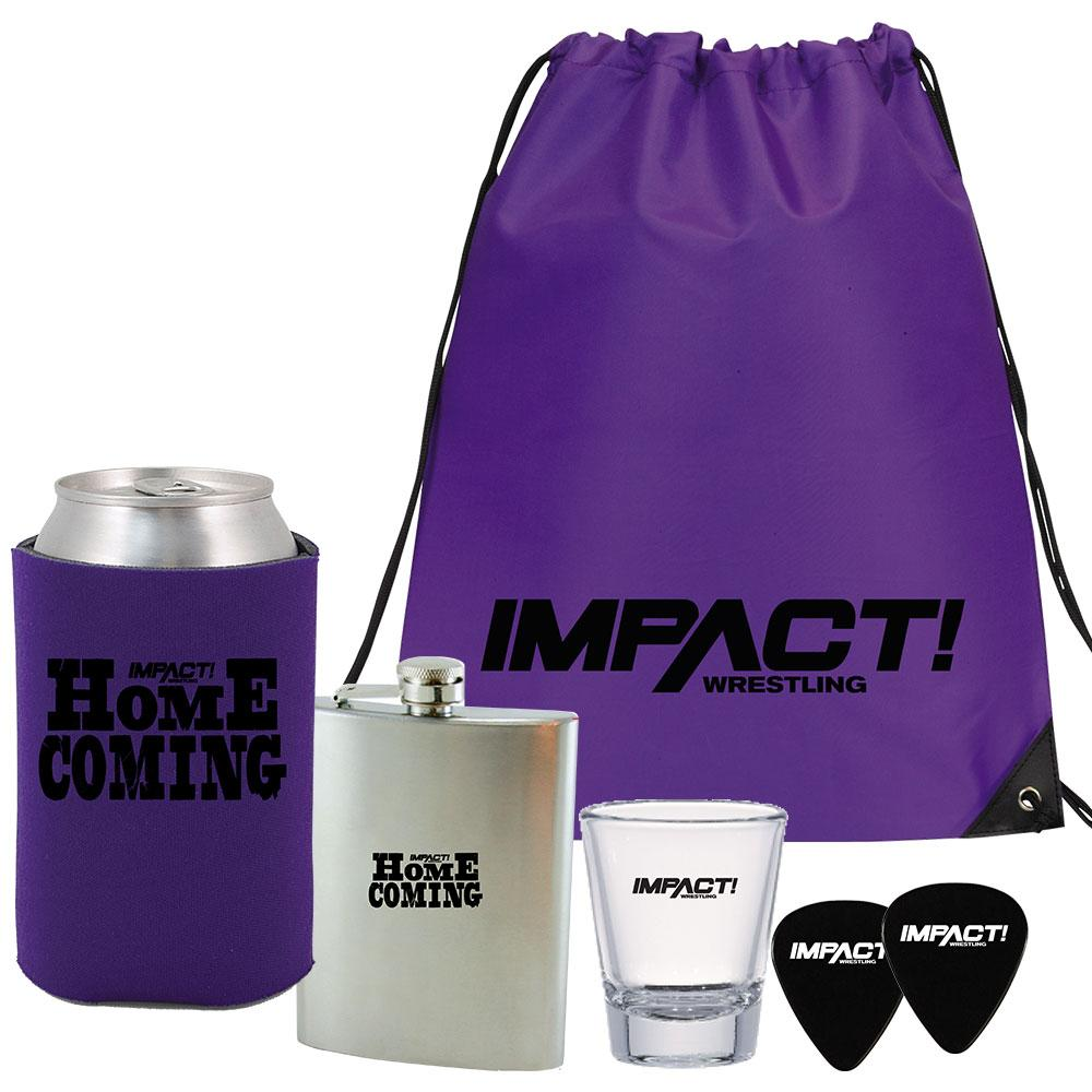Impact Homecoming Limited VIP Gift Bag - Purple