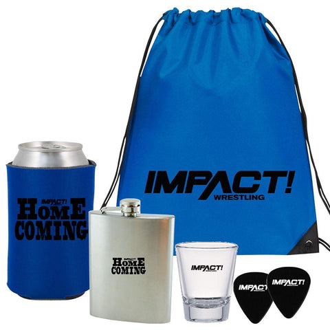 Impact Homecoming Limited VIP Gift Bag - Royal