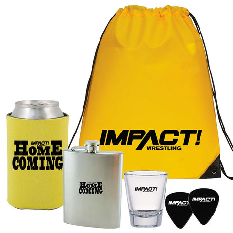 Impact Homecoming Limited VIP Gift Bag - Gold