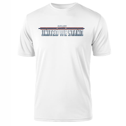 UNITED WE STAND IMPACT T-SHIRT - WHITE