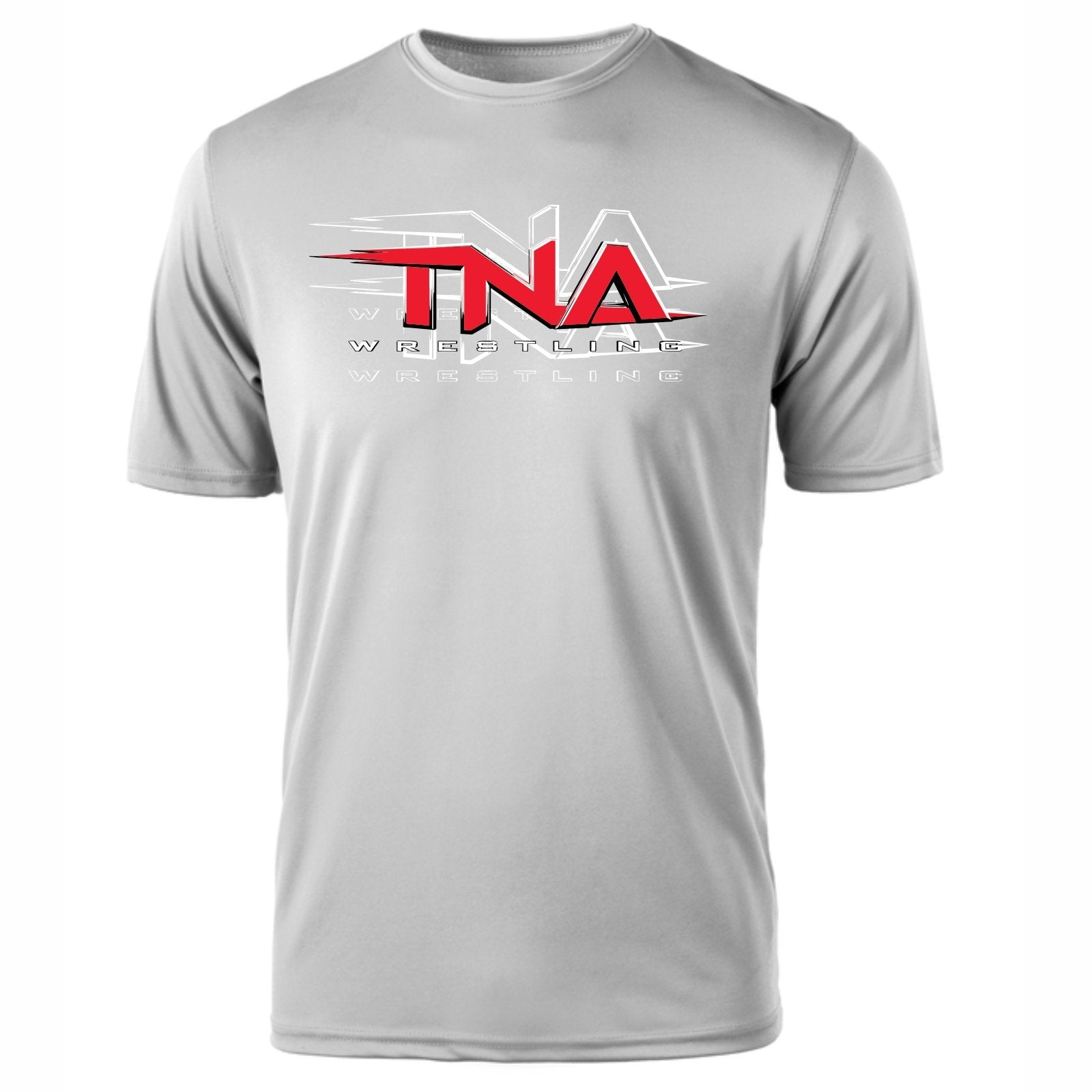 THERE'S NO PLACE LIKE HOME, TNA TEE - GREY