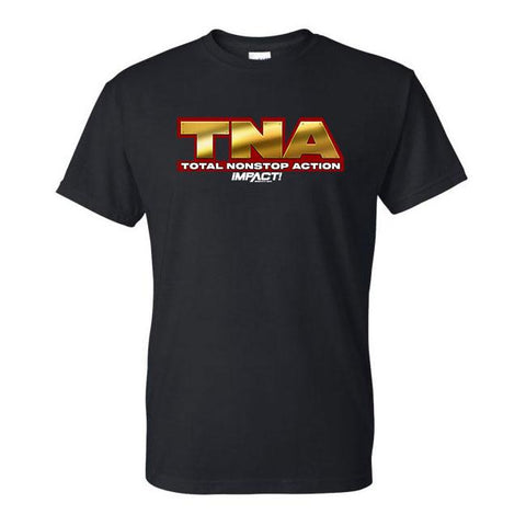 TNA - Total Nonstop Action Black Tee