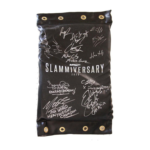 Slammiversary Turnbuckle - SIGNED