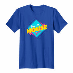 Wrestle House Short Sleeve Tee