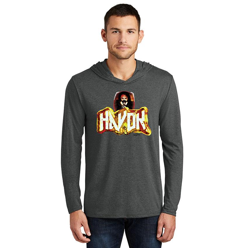 Havok Men's Hooded Long Sleeve T-Shirt