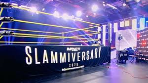 Slammiversary 18 Event Used Ring Skirt
