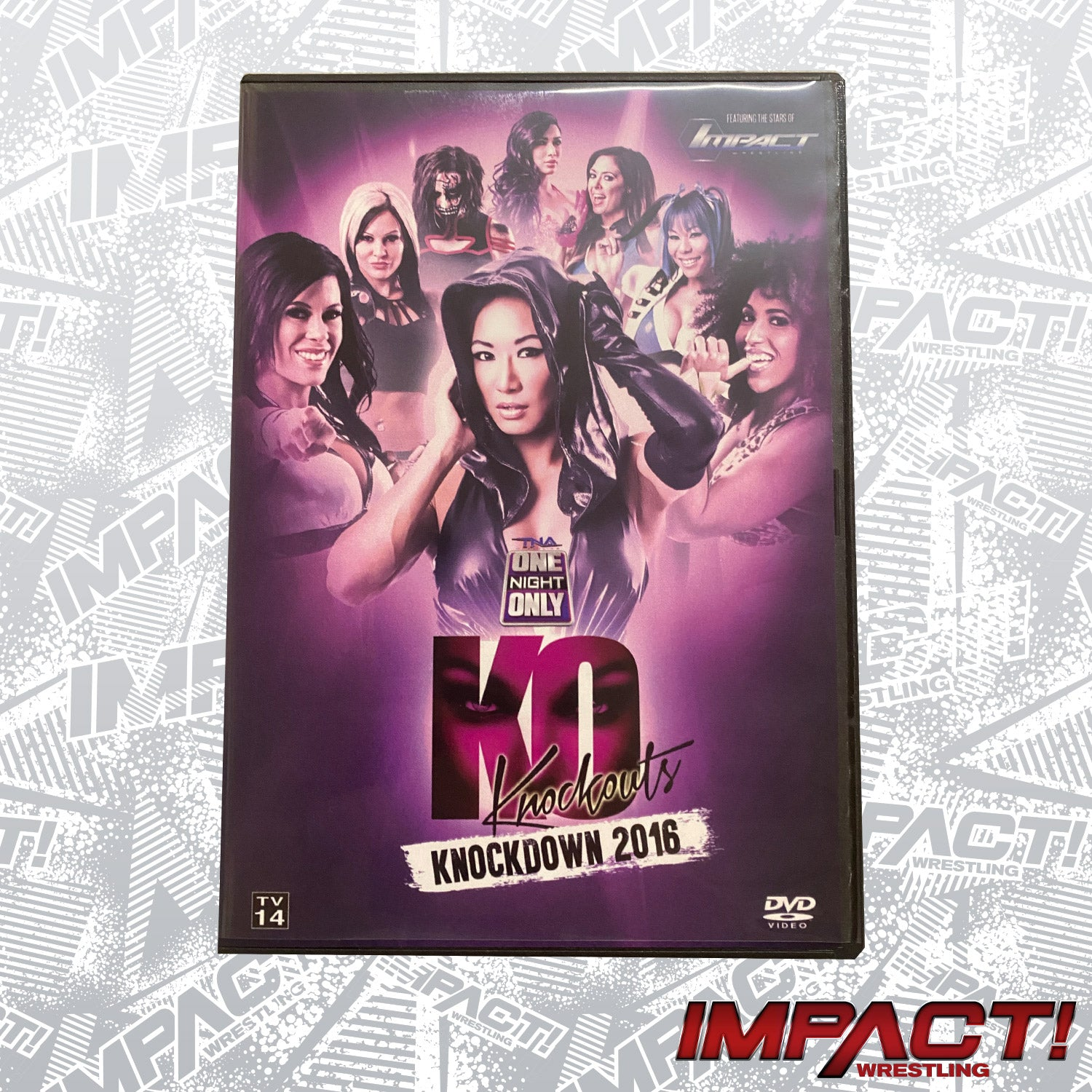 One Night Only: Knockouts Knockdown 2016 DVD