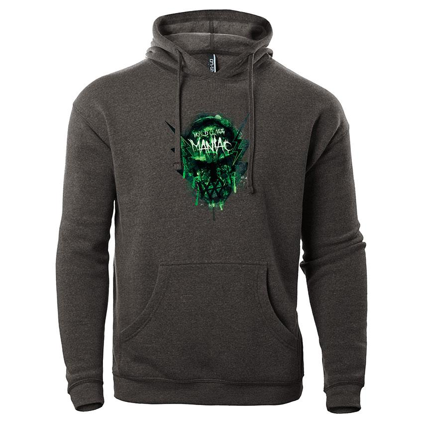 Maniac Men's Hooded Sweatshirt