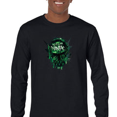Maniac Men's Long Sleeve T-Shirt