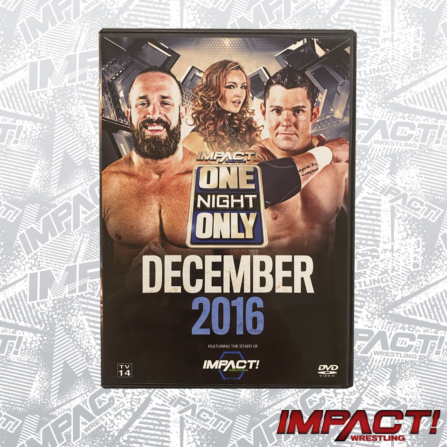 One Night Only: December 2016 DVD