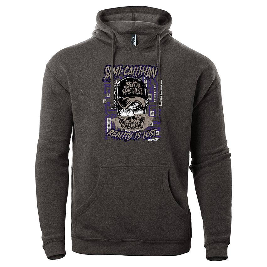 Sami Callihan Death Machine Men's Hooded Sweatshirt