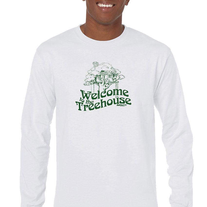 Rascalz Welcome Treehouse Men's Long Sleeve T-Shirt