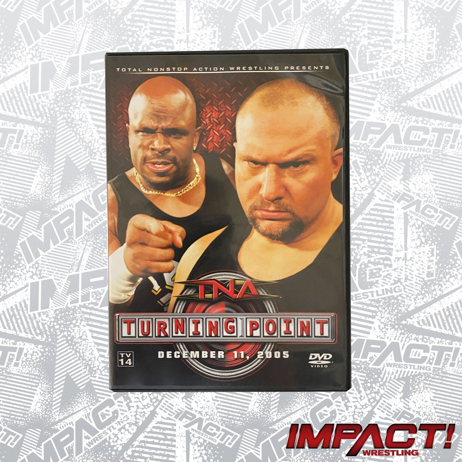 Turning Point 2005 DVD