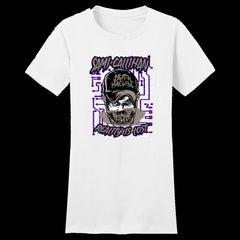 SAMI CALLIHAN DEATH MACHINE Women's Short Sleeve Tee