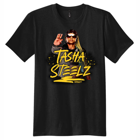 TASHA STEELZ Men's Short Sleeve T-Shirt