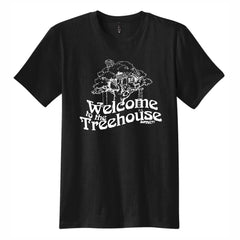 RASCALZ - WELCOME TREEHOUSE Men's Short Sleeve T-Shirt
