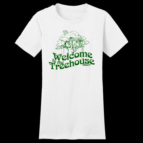 RASCALZ - WELCOME TREEHOUSE WOMEN'S Short Sleeve T-Shirt