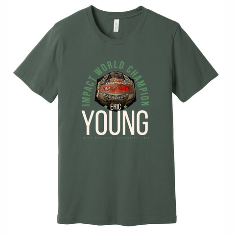 ERIC YOUNG - IMPACT CHAMP  Short Sleeve Tee