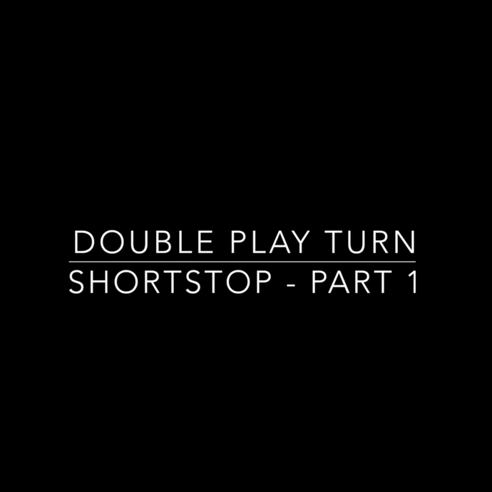 Double Play Turn Short Stop - Pt 1