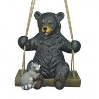 "14.5"" Swinging Bear   HD 25464"