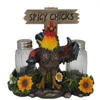 "6.5"" Rooster Spice S&P<BR>HD 37047"