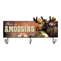 AMoose Coat Hanger<BR>HD 44949
