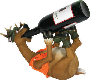 Deer Wine Bottle Holder