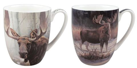 Batemen Moose Cups<BR>MC020171