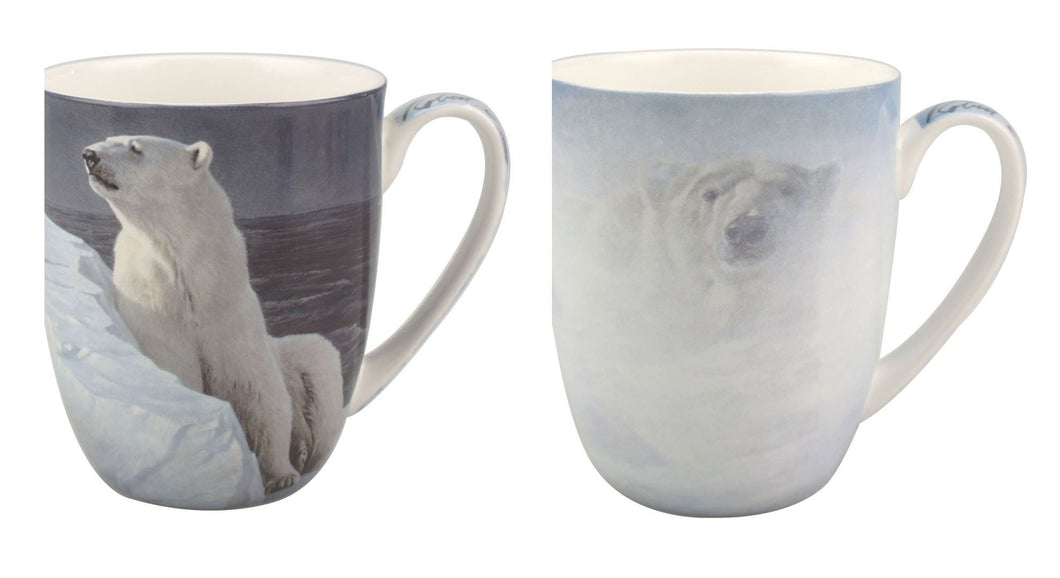 Batemen Polar Bears Cups<BR>MC020155