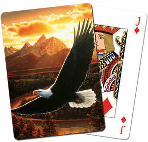 Soaring Eagle Playing Cards<BR>CD 15281