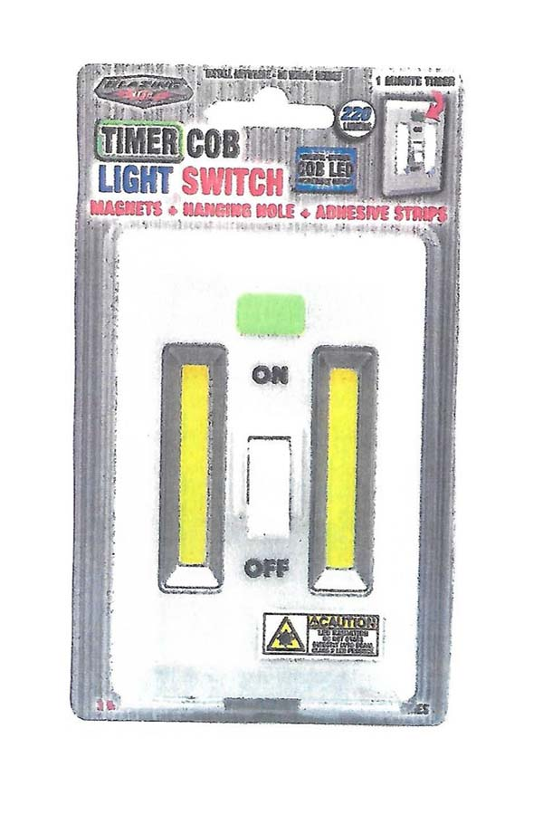 COB light switch
