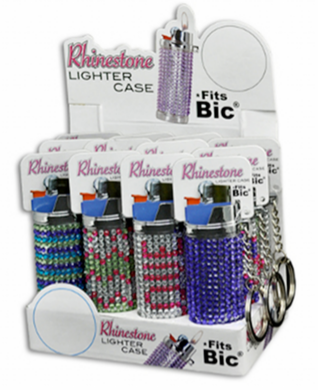 Glam Bling Lighters Cases