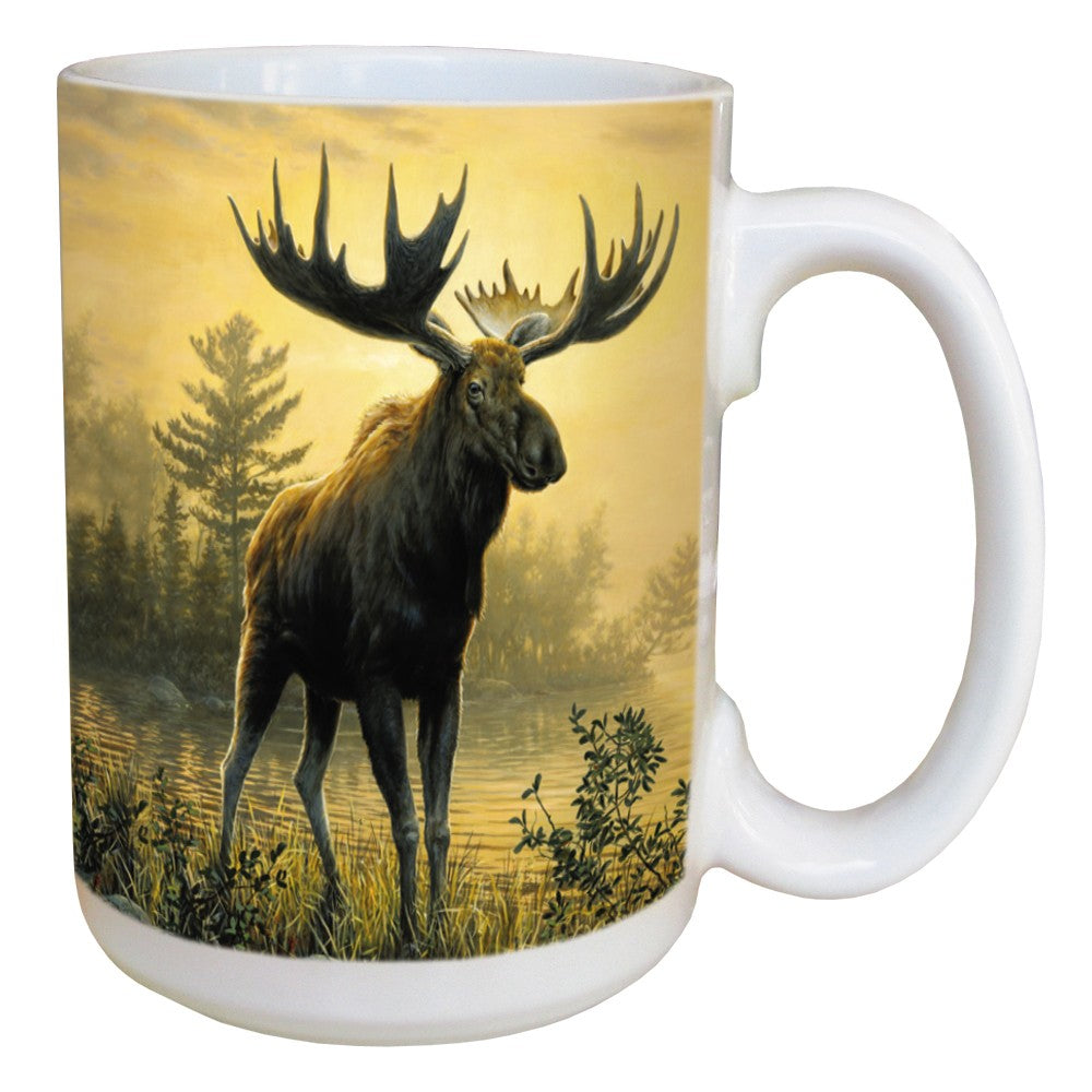 Moose Lovely Mug<br>Coffee Cup