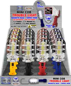 "6.5"" MINI TROUBLE LITES (DSP OF 16)<BR>702567"