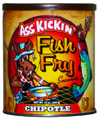 Ass Kickin Chipotle Fish Fry<BR> AK 779