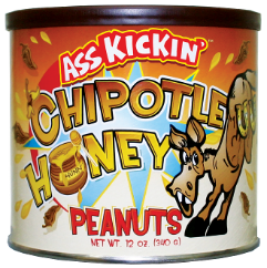 Chipotle Honey Peanuts<BR>AK 811