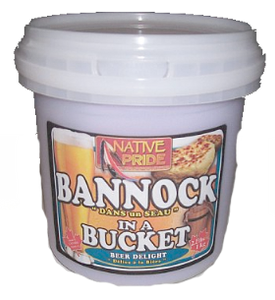 Beer Bannock In A Bucket<BR>BEERBUCKET