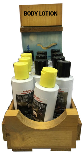SALE<BR>CANADIAN WILDERNESS BODY LOTION<BR>GIFT SET