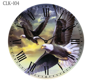 Eagle Clock2<BR>CLK-104