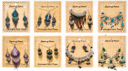 Handcrafted Earring Sets