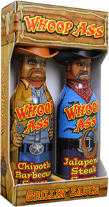 Whoop Ass Grilling Sauce Gift Set<BR>GS 641