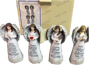 Divine Reminder<BR>Angel Figurine