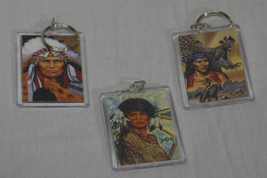 Native key chains
