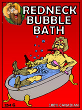 Redneck Bubble Bath