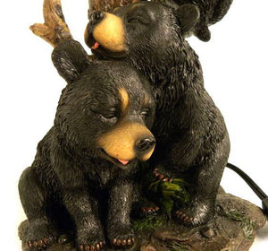 "20"" Nifty Bear Lamp<BR>HD 15350"