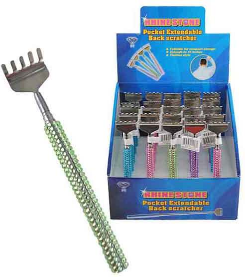 Rhinstone Backscratchers