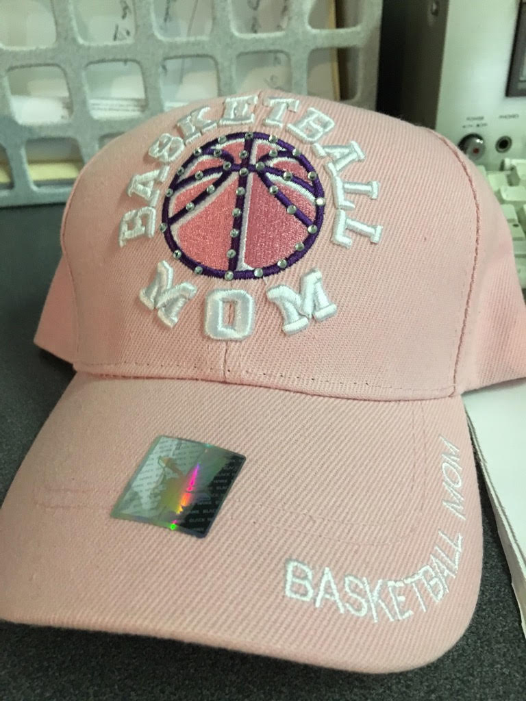 Basket Ball Mom<br>Cap