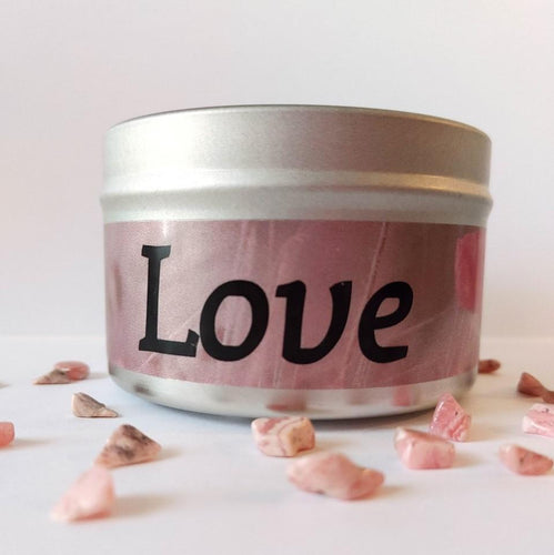 Love: Davails' Empowerment Candles - Davails